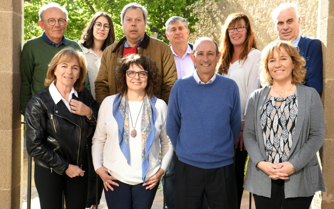 Presentació de l'equip de treball de Som Gent del Poble